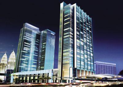 Berjaya Central Park Concept Building