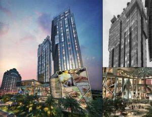 Concept – PINNACLE, Petaling Jaya Project