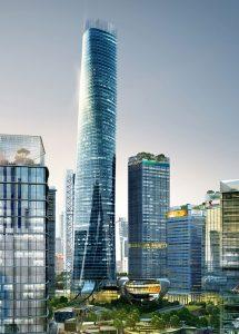 Signature Tower Concept Building