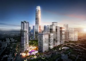 Signature Tower Concept Building